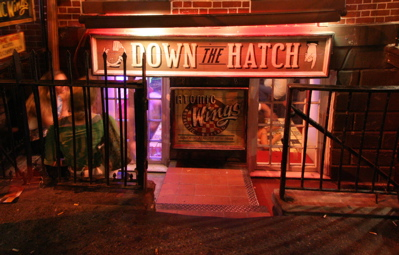 Down the Hatch NYC Bar