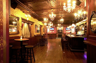 Speakeasy Room at the Gin Mill NYC