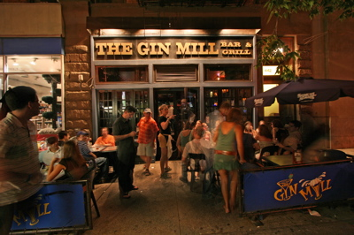 Gin Mill NYC Bar